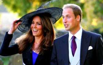 Kate e William têm ancestrais em comum